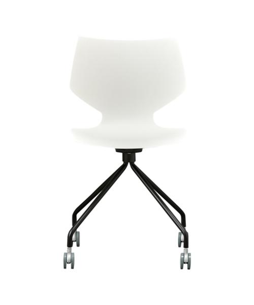 【初売り】 【セール オフィスチェア】クラッセン オフィスチェア ホワイトxブラック(家具)|Francfranc(フランフラン)のファッション通販, はんこのすえよし:94f65a25 --- wm2018-infos.de