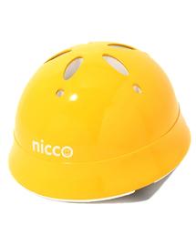 こども ビームス(コドモ ビームス)の「nicco × こども ビームス / 別注 ベビー ヘルメット 1 (46~52cm・1~2才)(スポーツグッズ)」