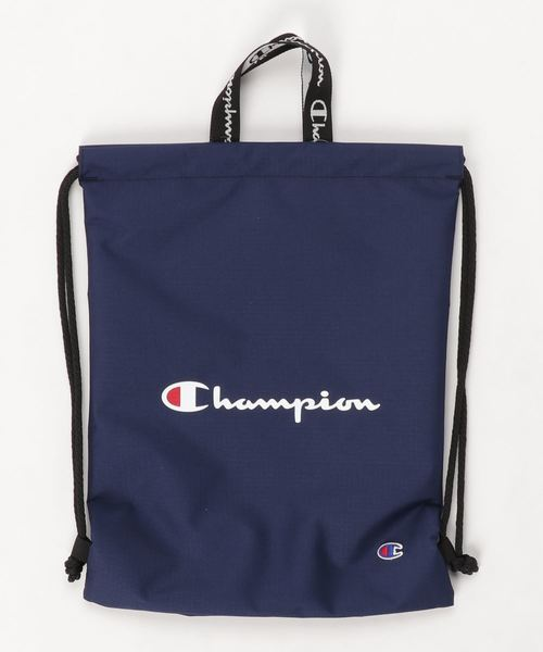 4734cc2189b9 Champion(チャンピオン)の【CHAMPION】リップナップサック(バックパック/リュック)