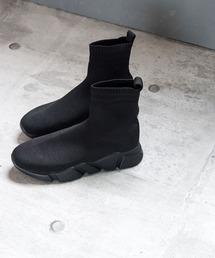 SESTO(セスト)の厚底スニーカーソックスブーツ※(ブーツ)
