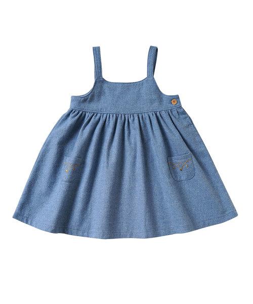 Hoppetta ジャンパースカート