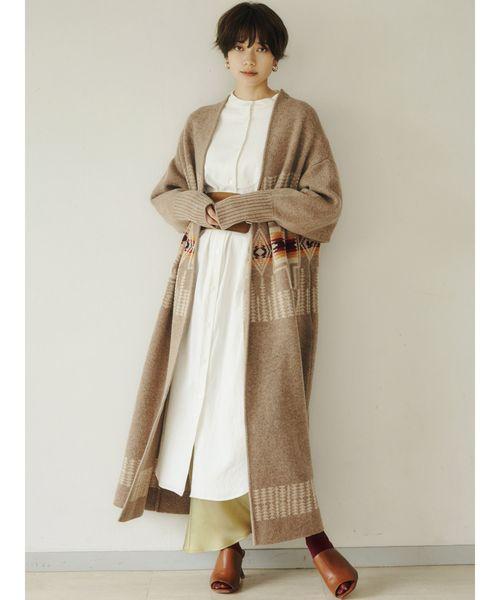 日本最級 【PENDLETON】ロングカーディガン(カーディガン)|LAGUNAMOON(ラグナムーン)のファッション通販, 阿南町:d413af42 --- blog.buypower.ng