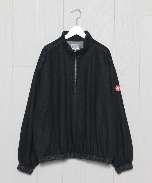<C.E>BY SPECIAL BLACK PULLOVER/アウター.