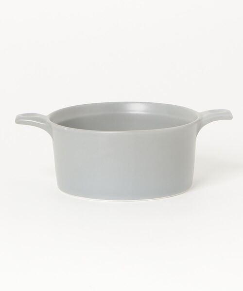 光春窯 耐熱食器 オーブンカラー 丸型グラタン鉢 KRT・・