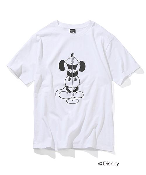 00e14a4032ff4 Disney(ディズニー)の直営店限定 NUMBER (N)INE MICKEY MOUSE T