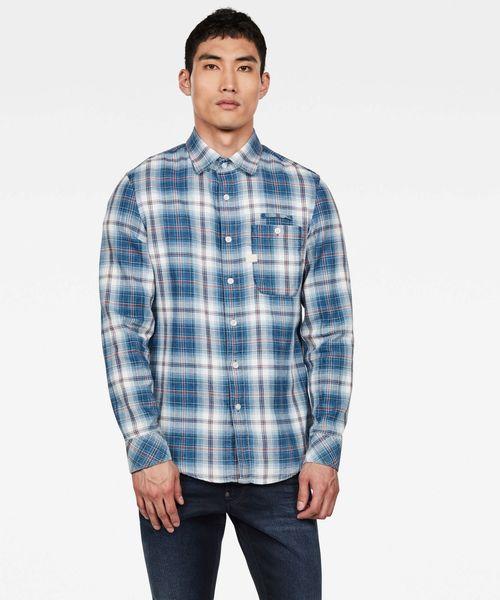 【楽天カード分割】 Bristum 1 Slim Pocket G-STAR Slim Shirt(シャツ/ブラウス) G-STAR Pocket RAW(ジースターロゥ)のファッション通販, SilverKYASYA:8eeee7cf --- blog.buypower.ng