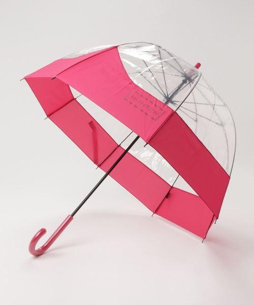 【HUNTER/ハンター】ORIGINAL MOUSTACHE BUBBLE 長傘 HUT