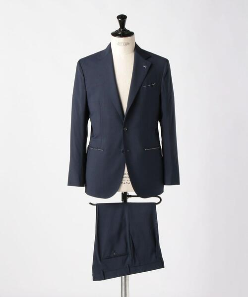 <De Petrillo(デ ペトリロ)> シャドウ グレンプレイド 3B スーツ