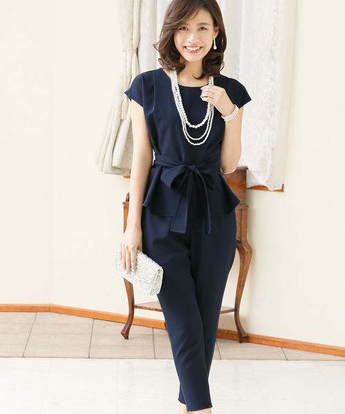 100%品質 4WAYシンプルパンツドレスセットアップ・パーティードレス(ドレス)|PourVous(プールヴー)のファッション通販, 株式会社カノン:cfc389c7 --- tsuburaya.azurewebsites.net