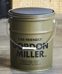 JACK & MARIE(ジャックアンドマリー)のGORDON MILLER ペール缶 収納型スツール 20L(家具)