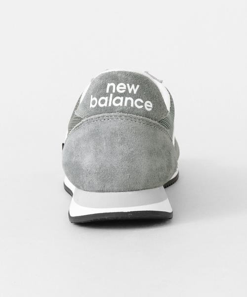 NEW BALANCE×DOORS 別注U220
