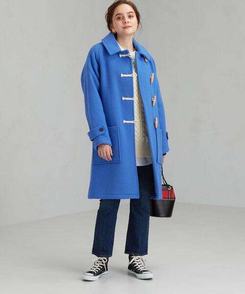 [別注 ロンドントラディション] SC LONDONTRADITION×GLR ダッフル コート