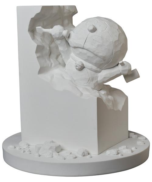 彫刻家ドラえもん White Ver.