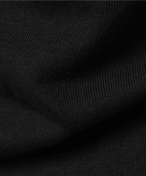 スカラップ6分袖プルオーバー