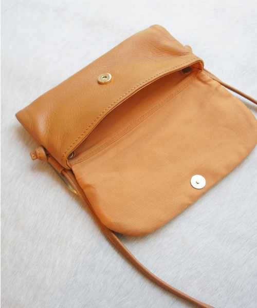 がま口&FLAP WALLET SHOULDER