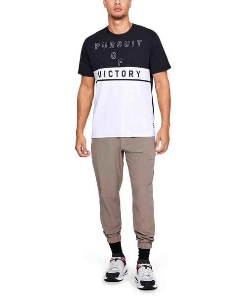 メンズトレーニングTシャツ / ショートスリーブ<PURSUIT OF VICTORY>