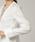 AMACA(アマカ)の「強撚ストレッチジャケット(ノーカラージャケット)」|詳細画像