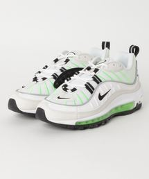 NIKE(ナイキ)のNIKE W AIR MAX 98 (SUMMIT WHITE/BLACK-PHANTOM) 【SP】(スニーカー)
