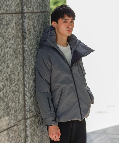 【税込】 【SNOW SNOW MENS,スノー】ショートダウンジャケット(ダウンジャケット/コート)|SNOW(スノー)のファッション通販, Wonderful Moments:c7ca64f1 --- 5613dcaibao.eu.org