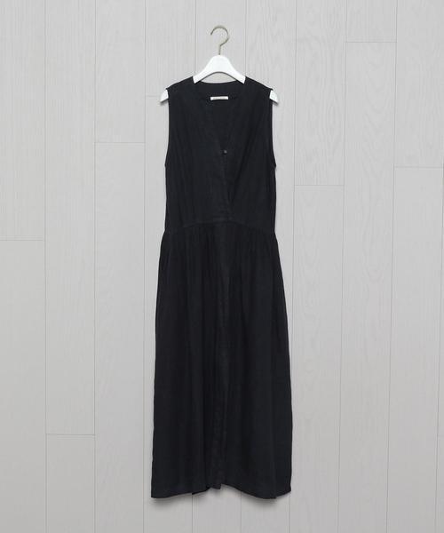 <BLACK CRANE>CLASSY TANK DRESS/ワンピース