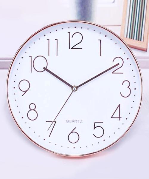 シンプルおしゃれ壁掛け時計
