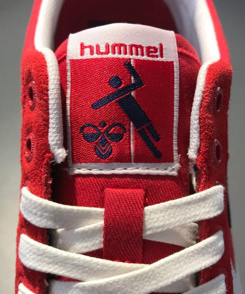 hummel/ヒュンメル SLIMMER STADIL CANVAS LOW/スリマー スタディール キャンバス ロー