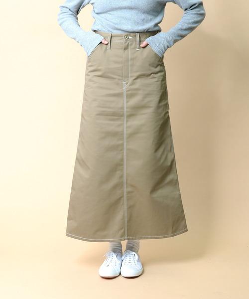 【 UNIVERSAL OVERALL / ユニバーサルオーバーオール 】ペインタースカート スカート