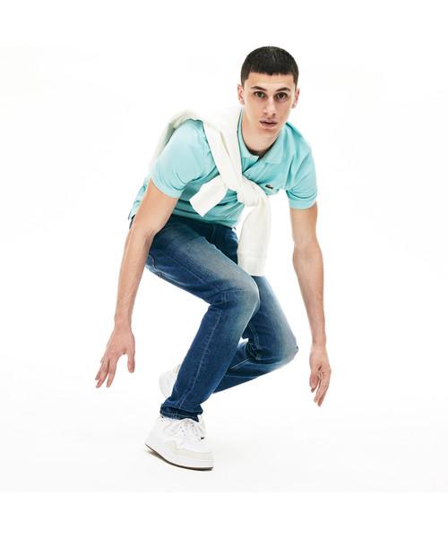 最低価格の ストレッチデニムパンツ(デニムパンツ)|LACOSTE(ラコステ)のファッション通販, 鶴橋風月:71d71fbd --- vinylcowindows.com