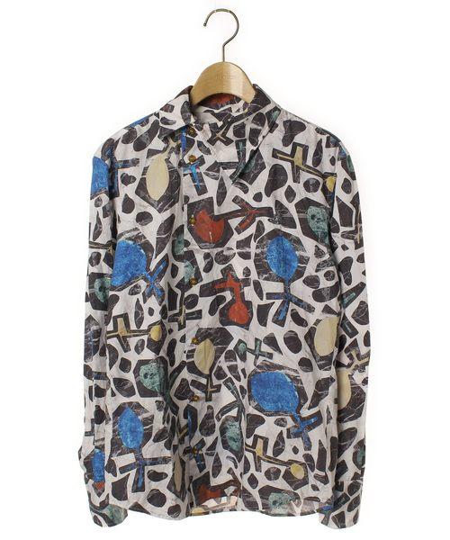 驚きの価格 【ブランド古着 Vivienne】長袖シャツ(シャツ/ブラウス)|Vivienne Westwood MAN(ヴィヴィアンウエストウッドマン)のファッション通販 - USED, アバソン:e8d6e1f7 --- dpu.kalbarprov.go.id