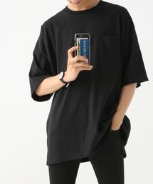 RAGEBLUE(レイジブルー)の<WEB限定>スーパービッグシルエットTシャツ/849575(Tシャツ/カットソー)