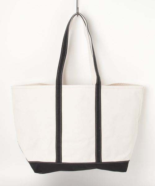 【 L.L.Bean / エルエルビーン 】CANVAS TOTE BAG EXTRA LARGE Handles/Long