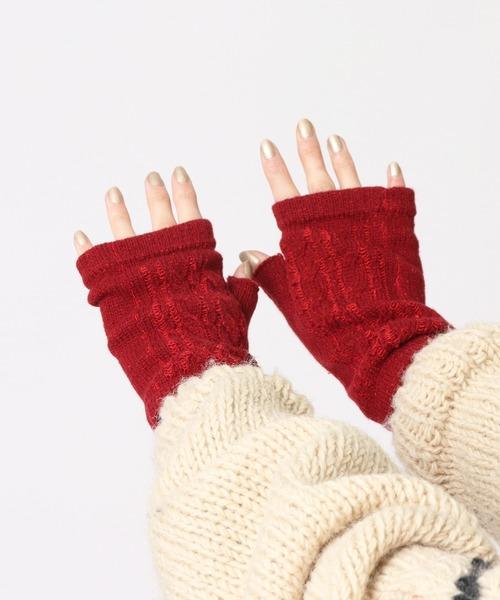 【 warmth / ウォームス 】 ウールとシルクのあったかウォーマー WST・・