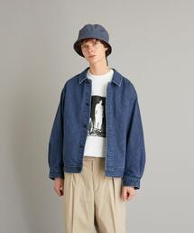 <Steven Alan> 13.5oz DENIM DARUMA DRZLR JACKET/ブルゾン