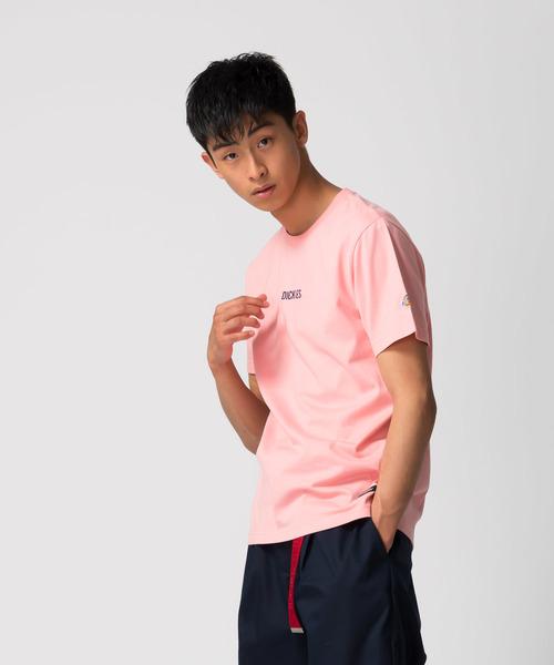 ロゴワッペン・刺繍入りTシャツ