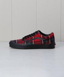 <VANS>OLD SKOOL TARTAN CHECK/スニーカー