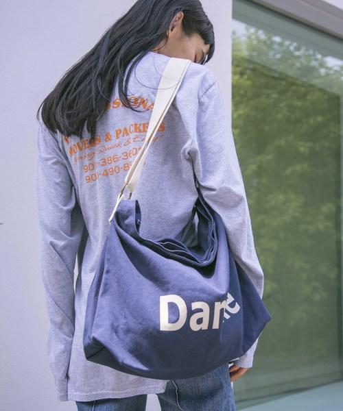 【JOUET】DANKE SHOULDER BAG / DANKE  帆布ショルダーバッグ J2331