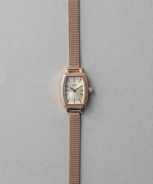 【内祝い】 ウォッチ トノーフェイス(腕時計)|ete(エテ)のファッション通販, こだわり雑貨本舗:f0c80595 --- skoda-tmn.ru