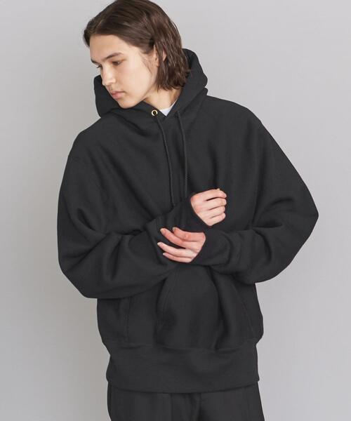 <CAMBER (キャンバー)> PULLOVER BK/パーカー