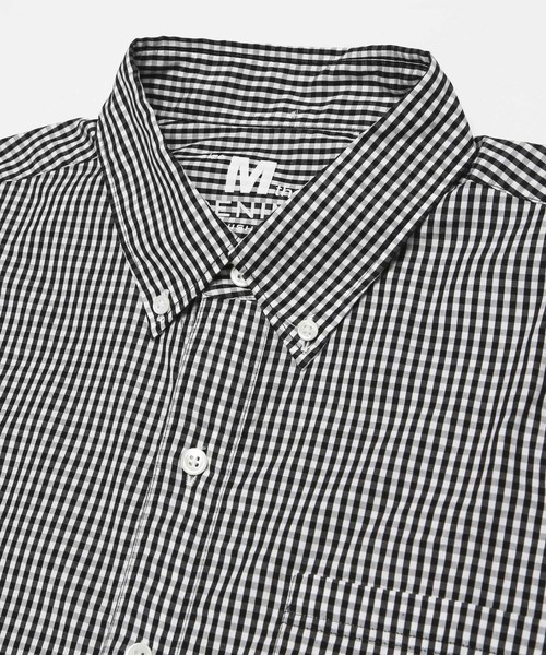 Icon Gingham Check Coaches Shirt