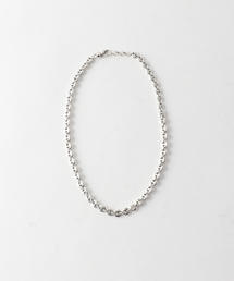 <SOPHIE BUHAI>SILVER CIRCLE NECKLACE/ネックレス