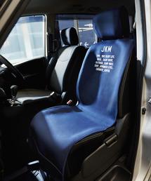JACK & MARIE(ジャックアンドマリー)のJKM ウェットスーツ素材 防水シートカバー フロント1枚(インテリアアクセサリー)