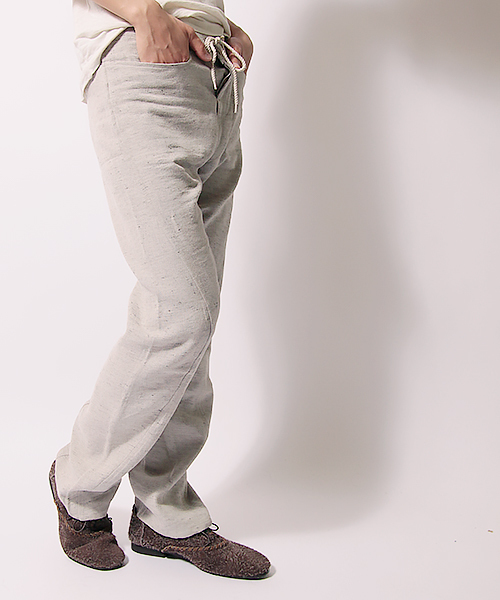 高価値 【セール】mean 立体イージーパンツ(パンツ)|mean(ミーン)のファッション通販, 家電のSAKURA:614aa51e --- fahrservice-fischer.de