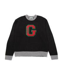 <GUESS GREEN LABEL> G KNIT/ニット