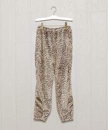 <Needles>LEOPARD PRINT PANTS/パンツ.