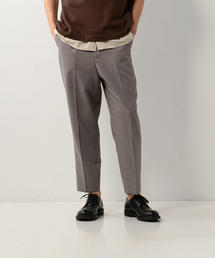 <Steven Alan>GUN CLUB CHECK SUPERBAGGY TAPERED-JUST/パンツ ◆