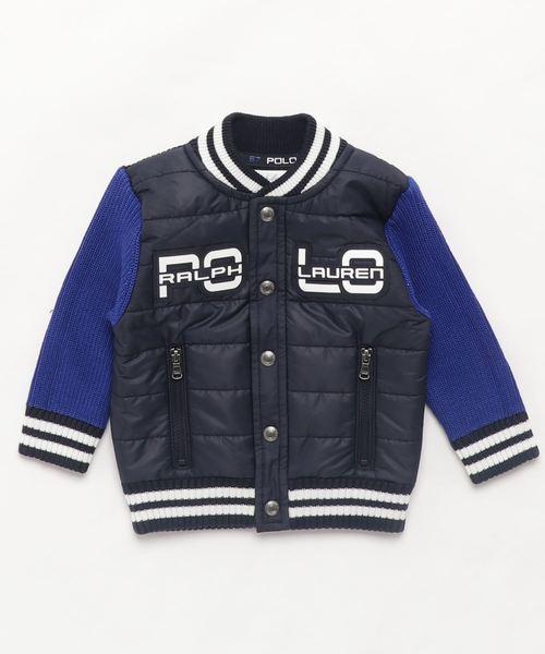 ハイブリッド セーター ジャケット