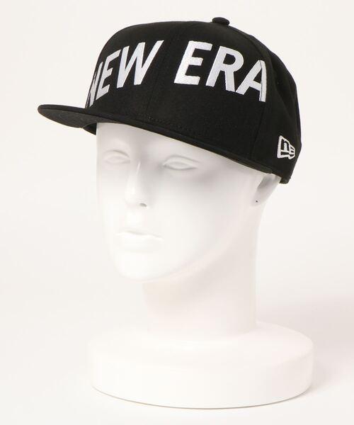 【NEW ERA】59FIFTY / 【ニューエラ】フロントロゴ キャップ オーバーライド