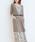 Pierrot(ピエロ)の「UVカット&吸汗速乾ロング裾スリットカーディガン(カーディガン)」|詳細画像
