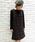 archives(アルシーヴ)の「チェックウールジャンパースカート(ジャンパースカート)」|カーキ
