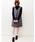 archives(アルシーヴ)の「チェックウールジャンパースカート(ジャンパースカート)」|詳細画像